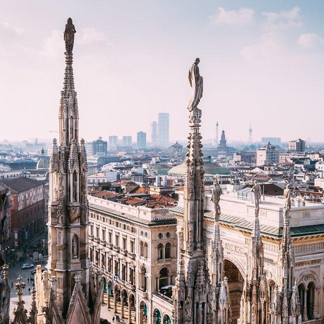 Mailand ist Pflicht